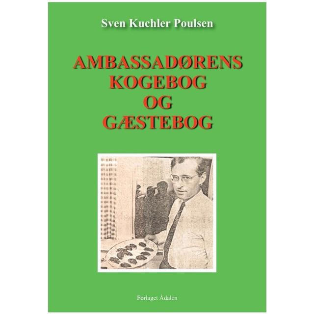 Ambassadørens kogebog og gæstebog, Hæfte
