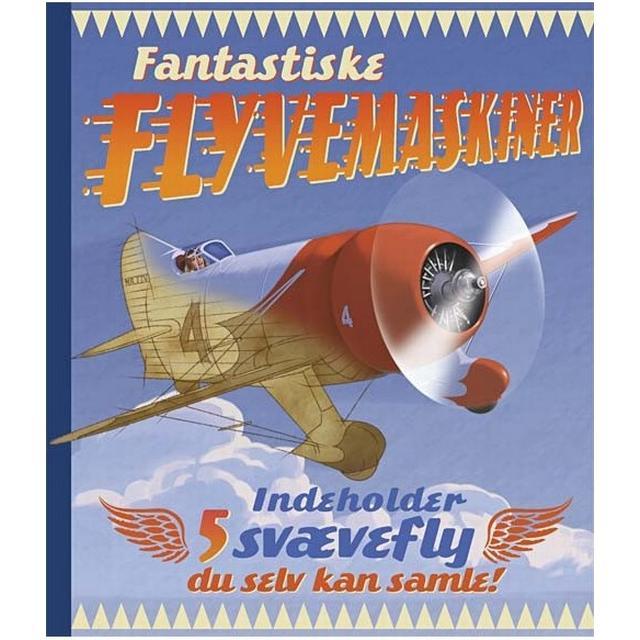 Fantastiske flyvemaskiner, Hardback