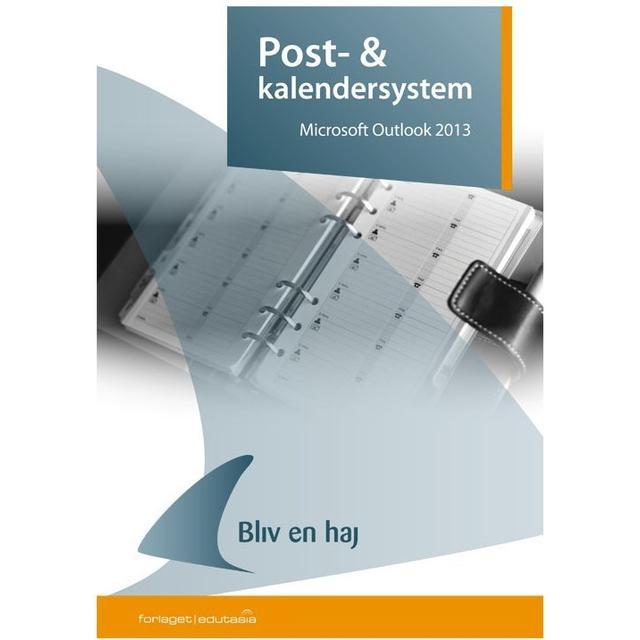 Post- & kalendersystem: Microsoft Outlook 2013, Spiral
