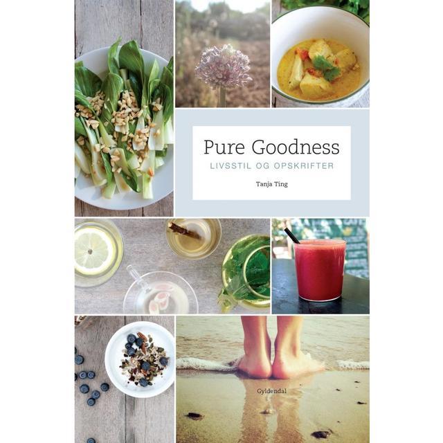 Pure Goodness: livsstil og opskrifter, E-bog