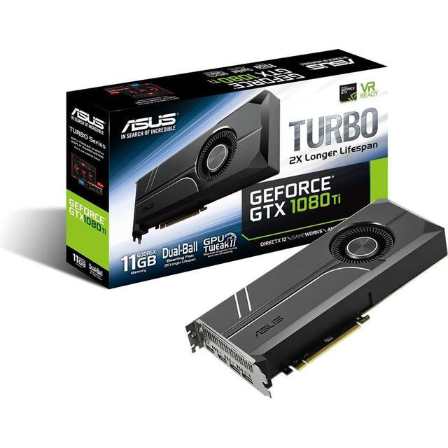 ASUS GeForce GTX 1080 Ti Turbo (TURBO-GTX1080TI-11G)
