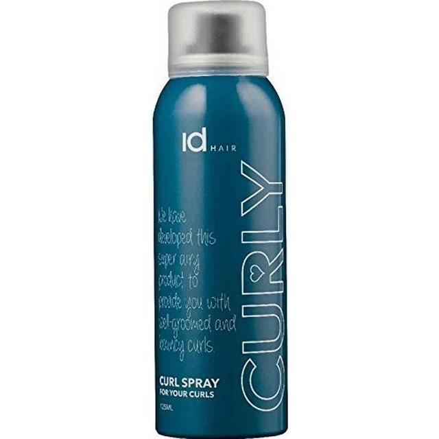 Id Hair Curly Curl Spray 125ml Se Priser 1 Butikker