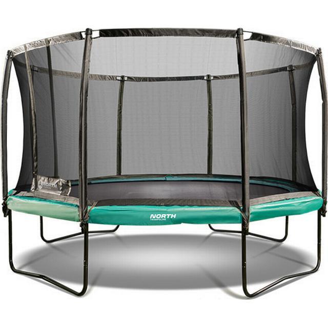 North Challenger 360cm + Safety Net