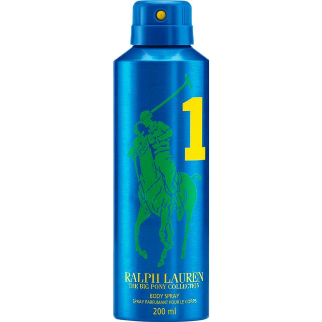 Ralph Lauren Big Pony Blue Body Spray 200ml