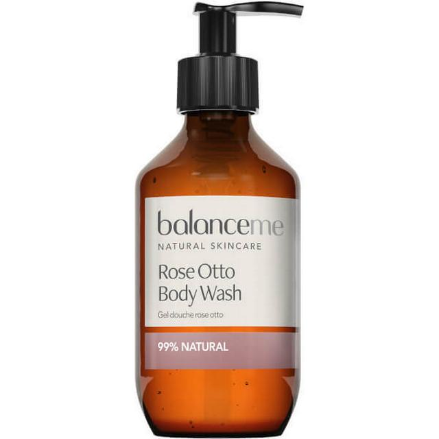 Balance Me Rose Otto Body Wash 280ml