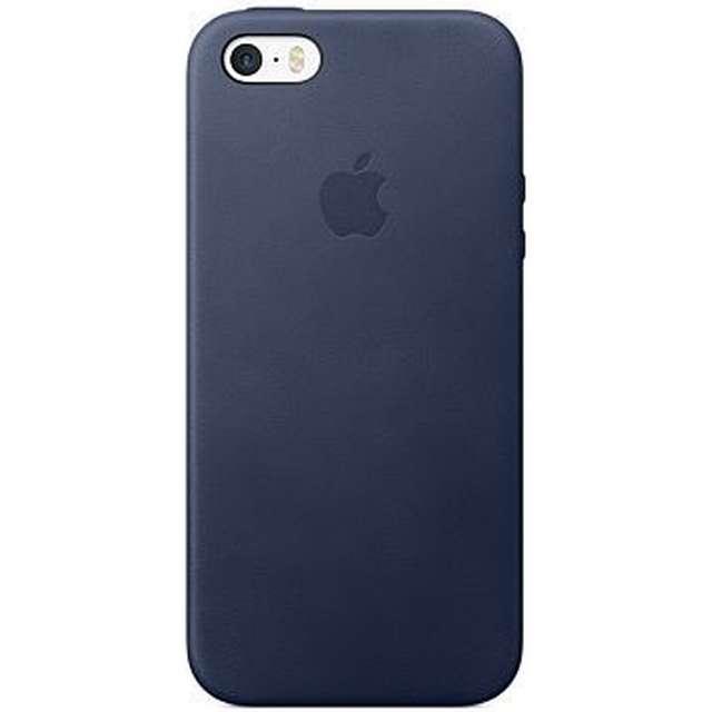 check-out 38f00 4b834 Apple Læder Cover (iPhone 5/5S/SE) - Sammenlign priser hos PriceRunner