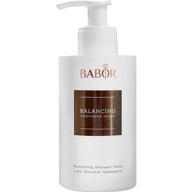 Babor Balancing Cashmere Wood Soothing Shower Milk 200ml