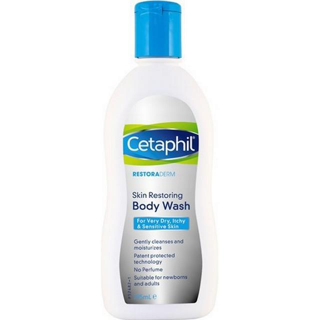 Cetaphil Restoraderm Eczema Calming Body Wash 295ml