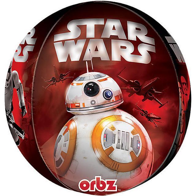 Amscan Star Wars The Force Awakens Orbz (3266201)