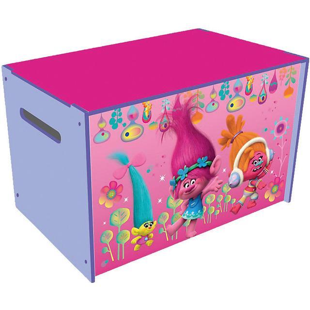 Worlds Apart Trolls Toy Box