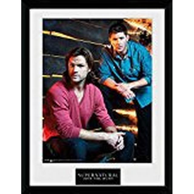 GB Eye Supernatural Sam & Dean 30x40cm Maleri & billede