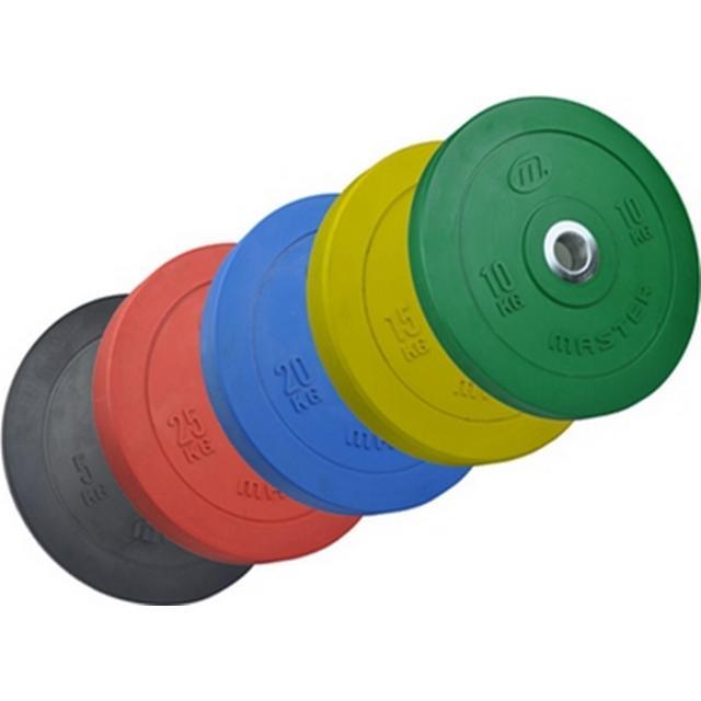 Master Fitness Bumper Plate 5kg