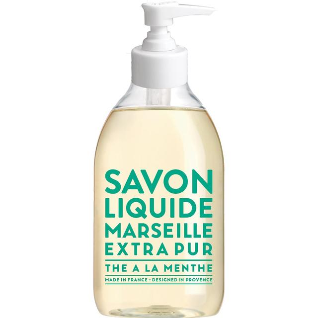 Compagnie de Provence Savon De Marseille Mint Tea Liquid Soap 300ml