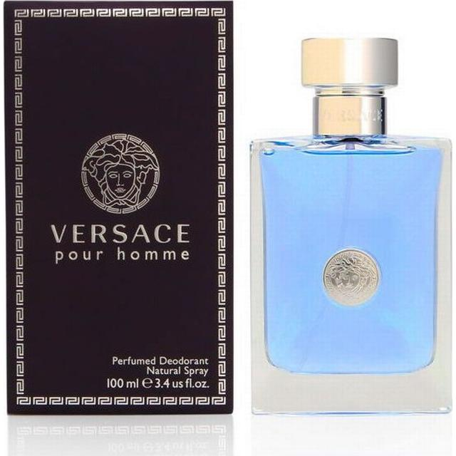 Versace Pour Homme Perfumed Deo 100ml