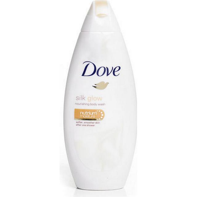 Dove Silk Glow Body Wash 500ml