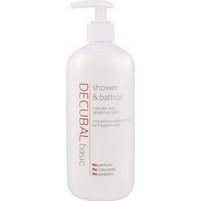 Decubal Shower & Bath Oil 500ml