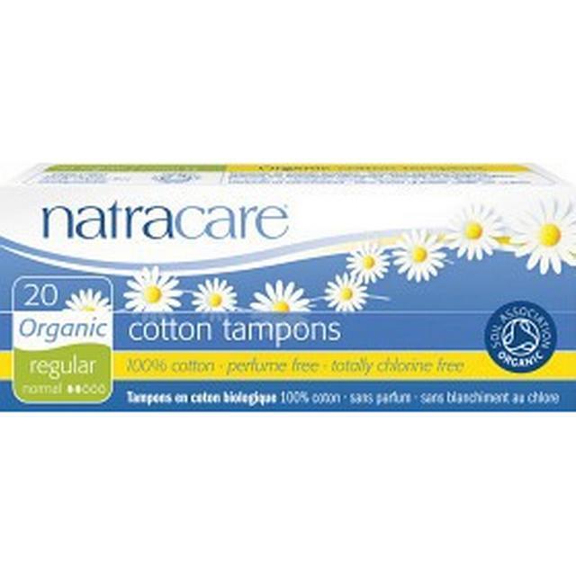 Natracare Tampong Regular 20-pack