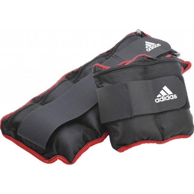 Adidas Adjustable Ankle Wrist Weights 2x1kg