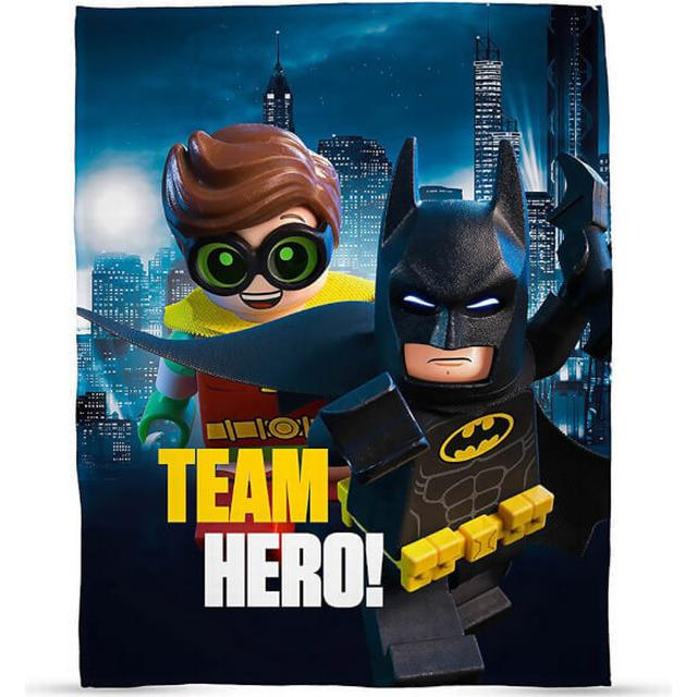 Lego Batman Movie Fleece Blanket