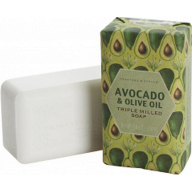 Crabtree & Evelyn Avocado & Olive Oil Triple-Milled Soap 158g