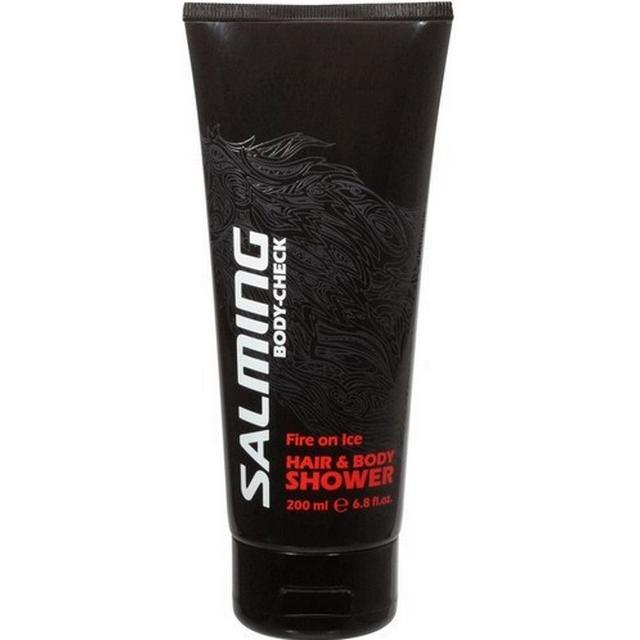 Salming Fire on Ice Hair & Body Shower Gel 200ml