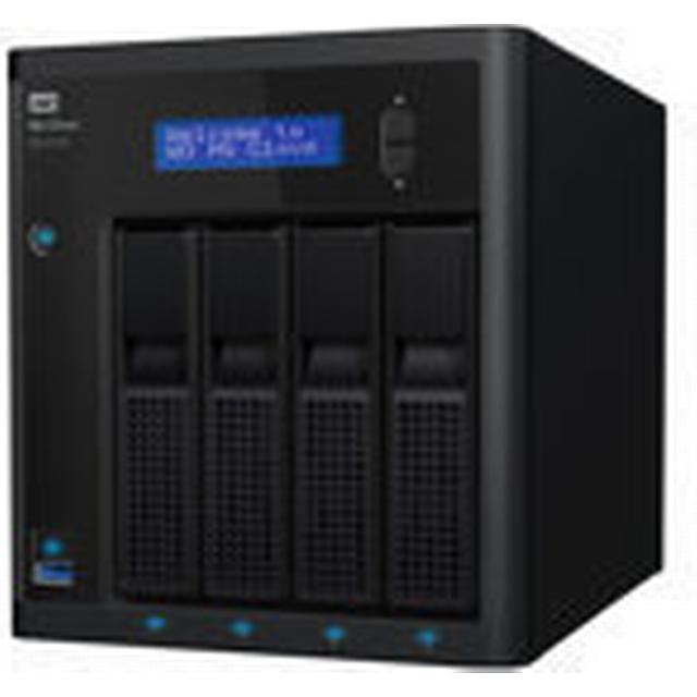 Western Digital My Cloud EX4100 32TB