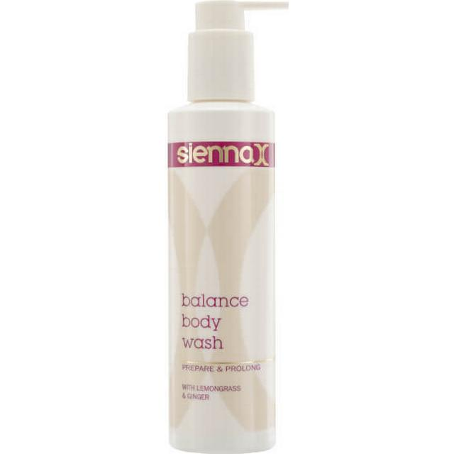 Sienna X Balance Body Wash 200ml