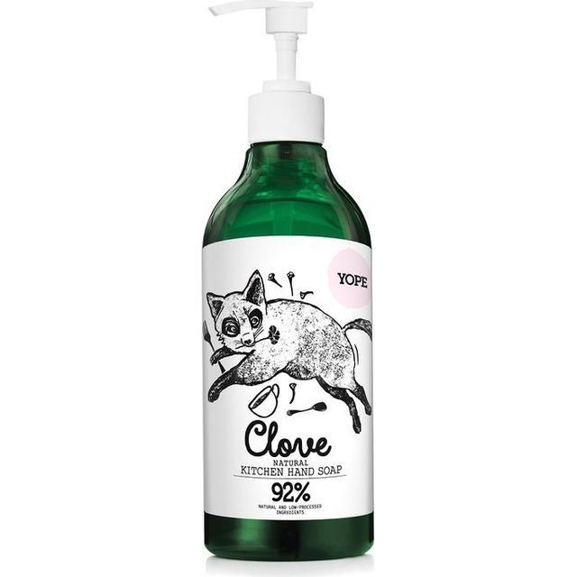 Yope Clove Kitchen Hand Soap 500ml