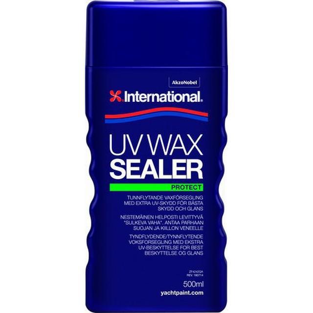 International UV Wax Sealer 500ml