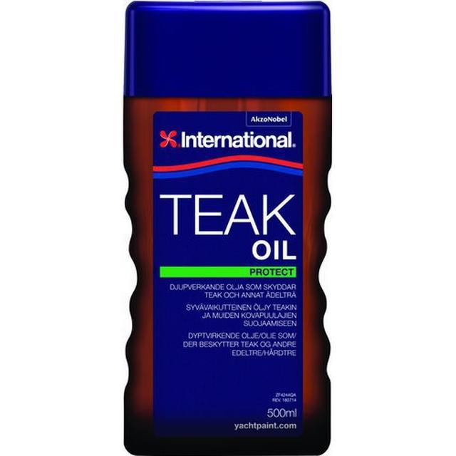 International Teak Oil 0.5L