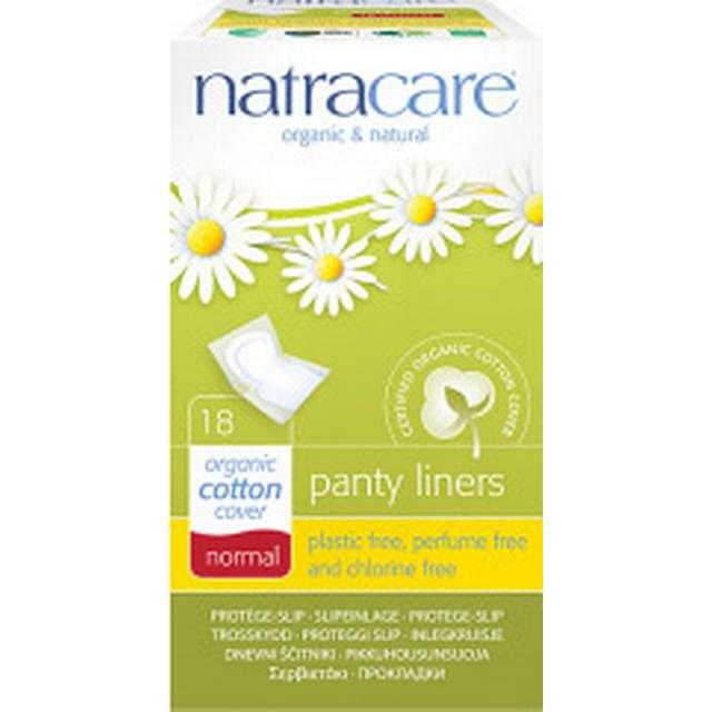 Natracare Panty Liners Normal 18-pack