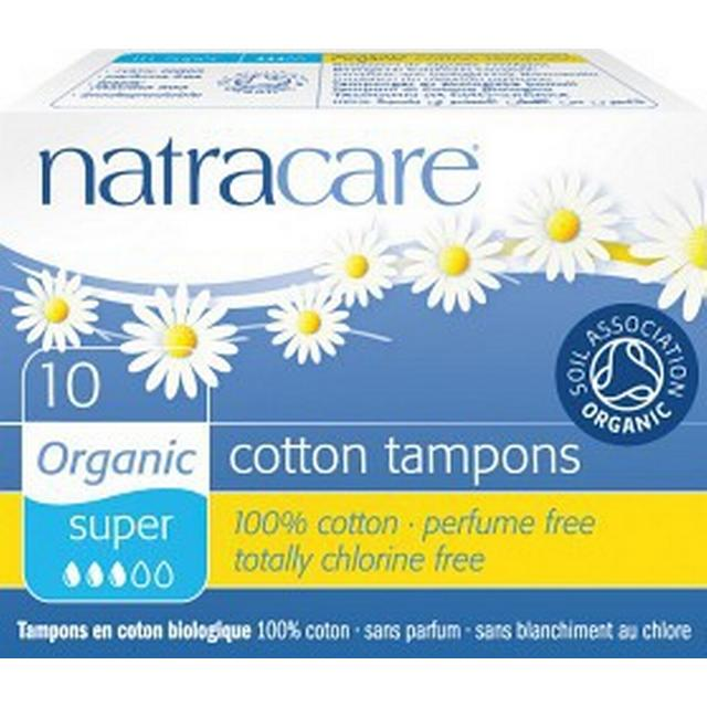 Natracare Tampong Super 10-pack