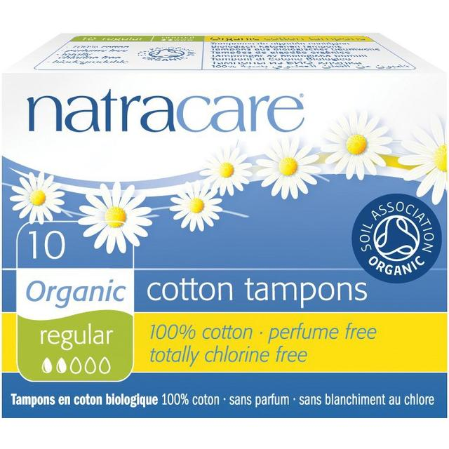 Natracare Tampong Normal 10-pack