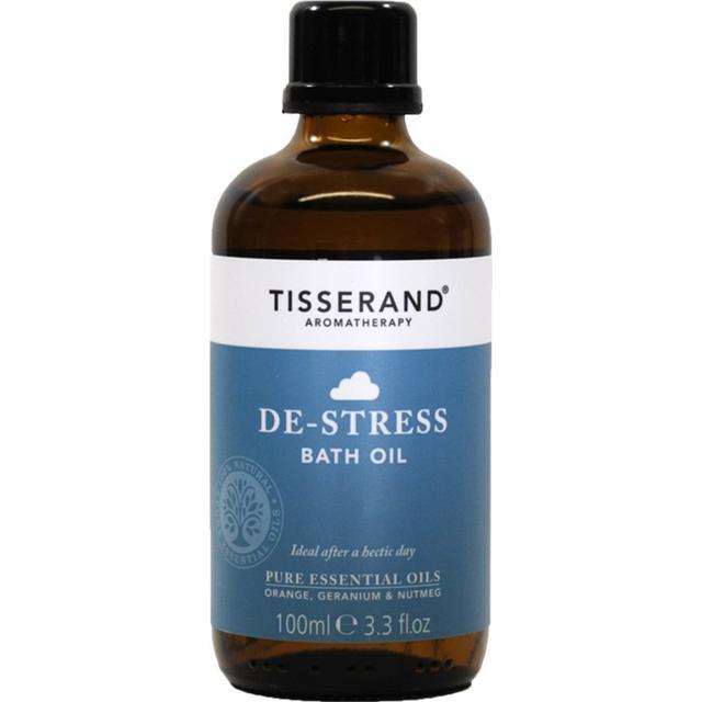 Tisserand De-Stress Bath Oil 100ml