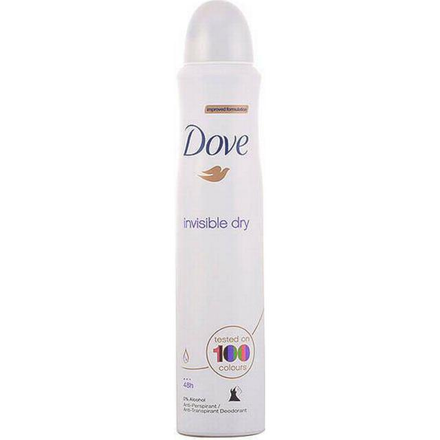 Dove Clear Finish Invisible Dry Deo Spray 200ml
