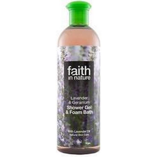 Faith in Nature Lavender & Geranium Shower Gel 250ml