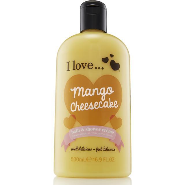I love... Mango Cheesecake Bubble Bath & Shower Crème 500ml