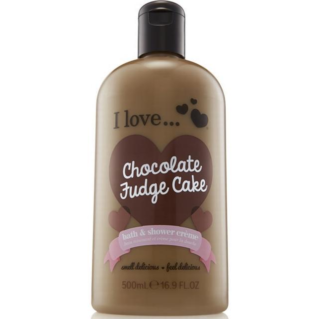 I love... Chocolate Fudge Cake Bath & Shower Crème 500ml