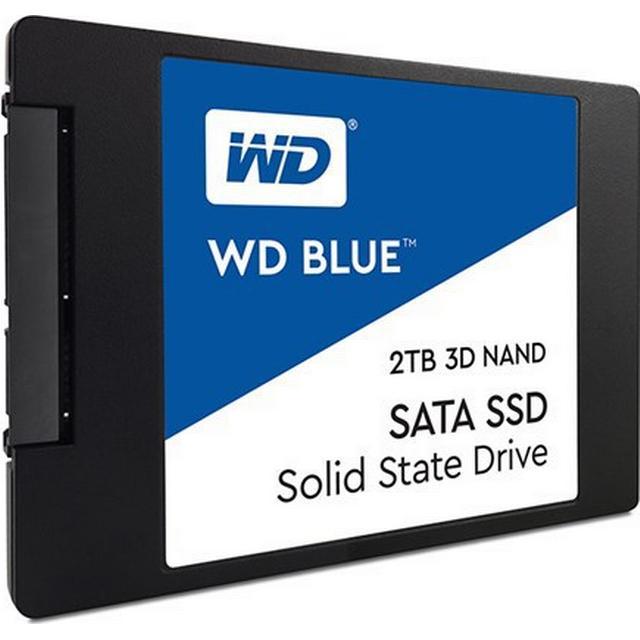 Western Digital Blue 3D Nand WDS500G2B0A 500GB