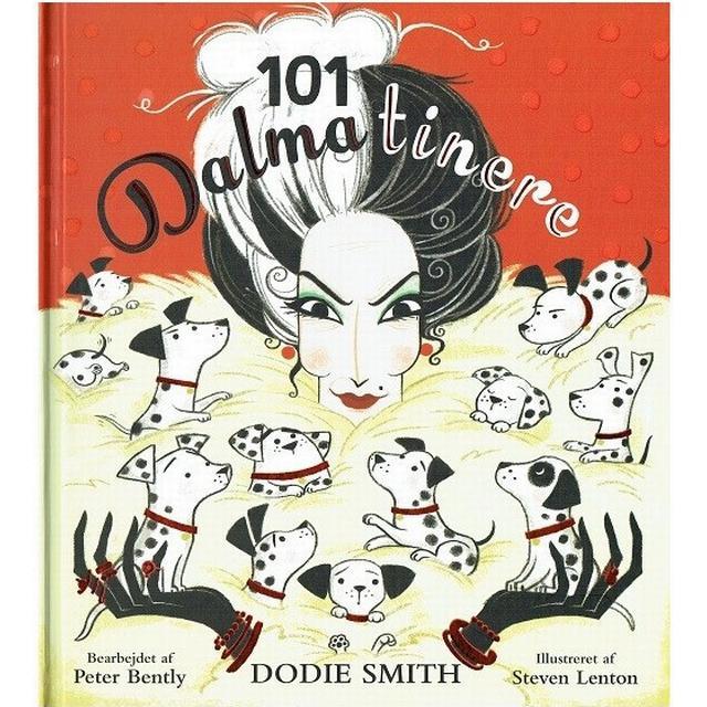 101 dalmatinere, Hardback