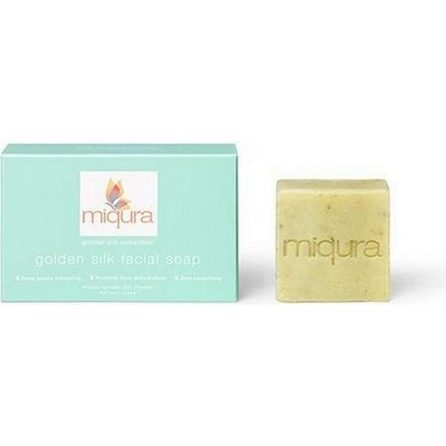 Miqura Golden Silk Facial Soap 40g