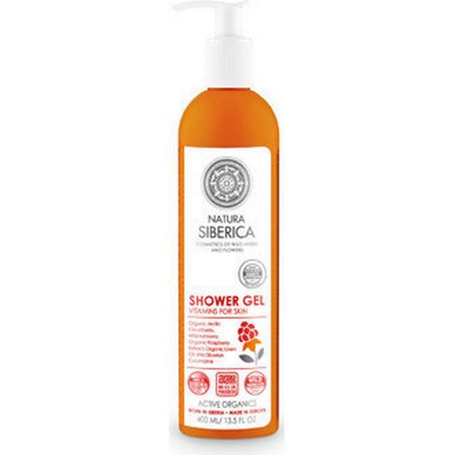 Natura Siberica Vitamins Shower Gel 400ml
