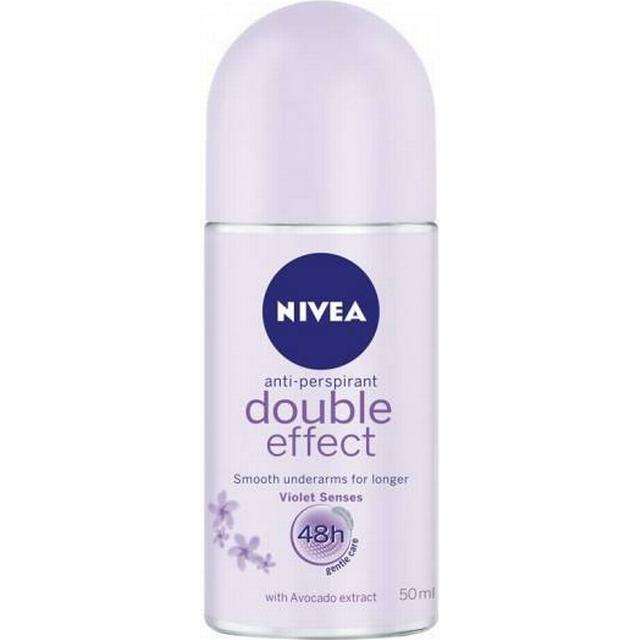 Nivea Double Effect Violet Senses Deo Roll-on 50ml