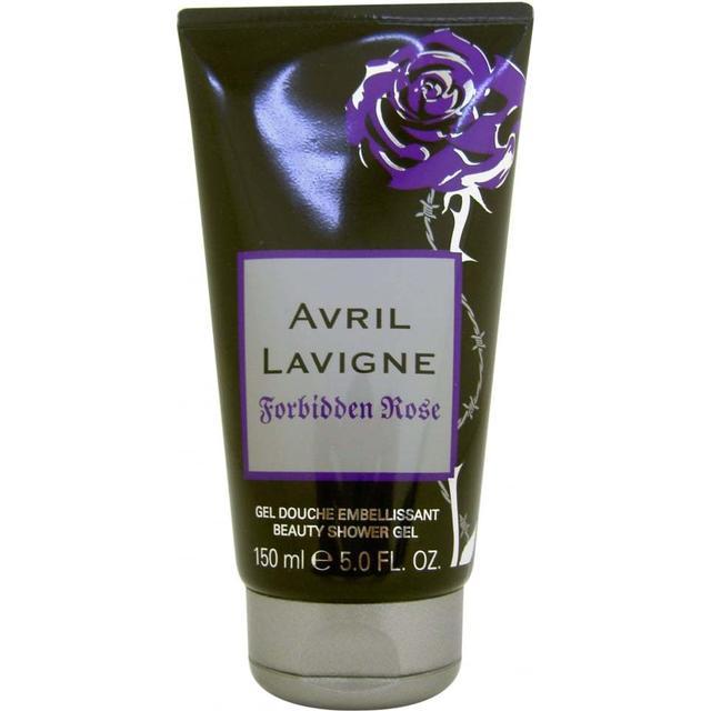 Avril Lavigne Forbidden Rose Shower Gel 150ml