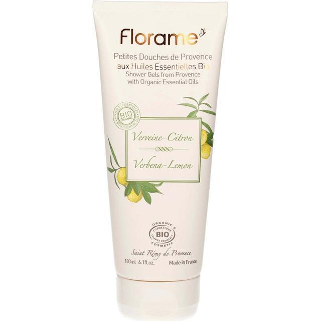 Florame Verbena Lemon Shower Gel 180ml