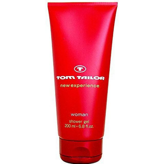Tom Tailor New Experience Shower Gel for Women 200ml