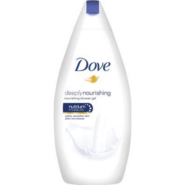 Dove Deeply Nourishing Shower Gel 500ml