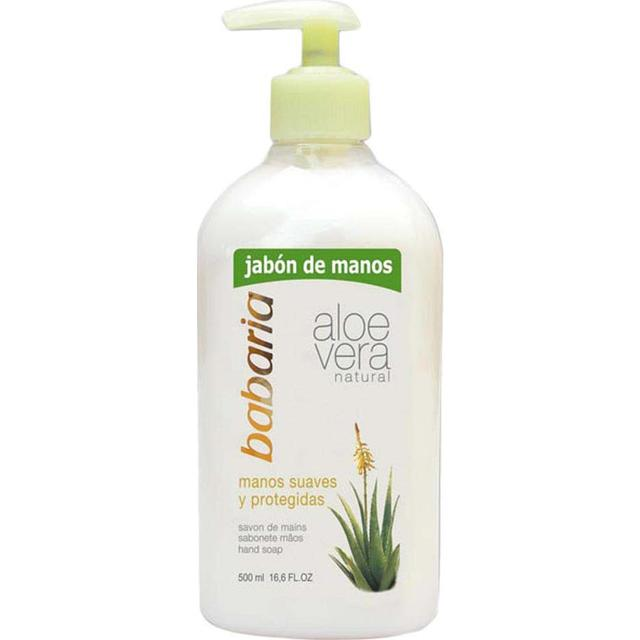 Babaria Aloe Vera Hand Soap 500ml