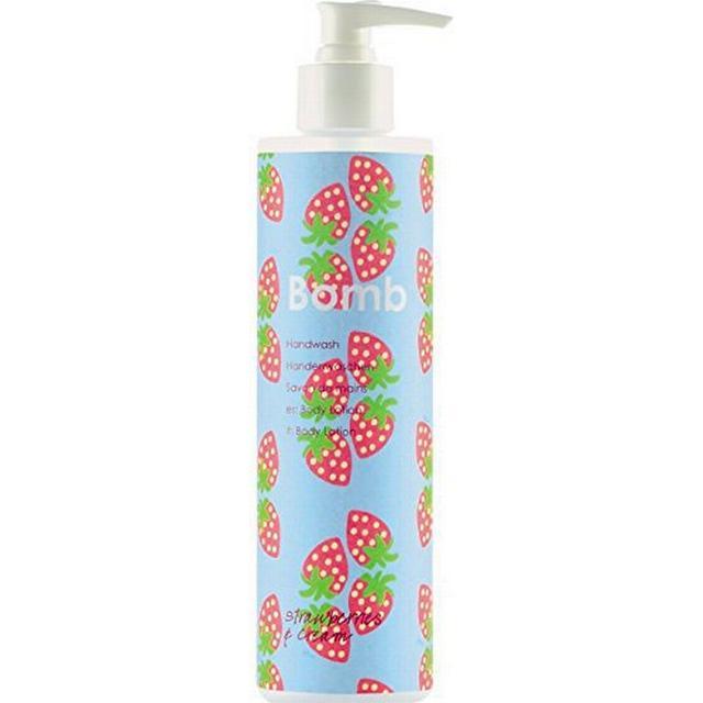 Bomb Cosmetics Strawberries & Cream Handwash 300ml