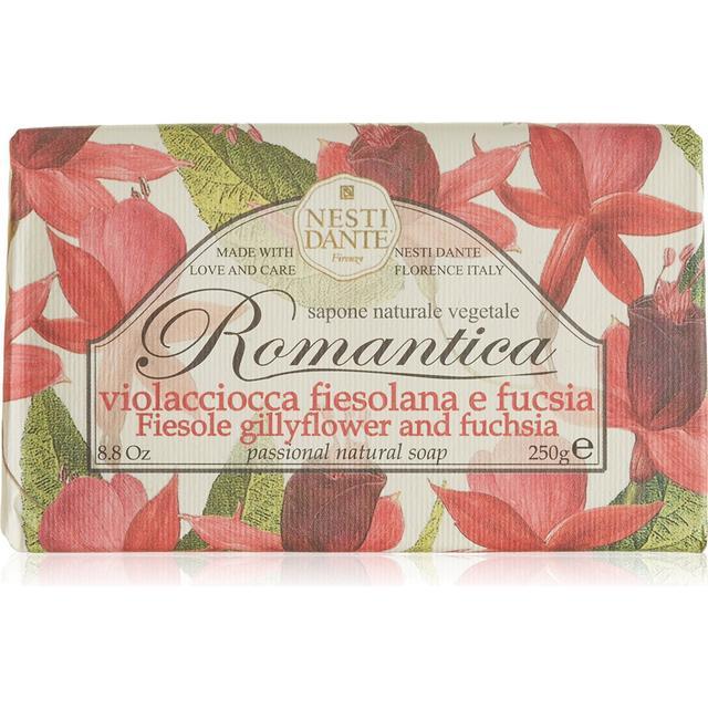Nesti Dante Romantica Gillyflower & Fuchsia Soap 250g